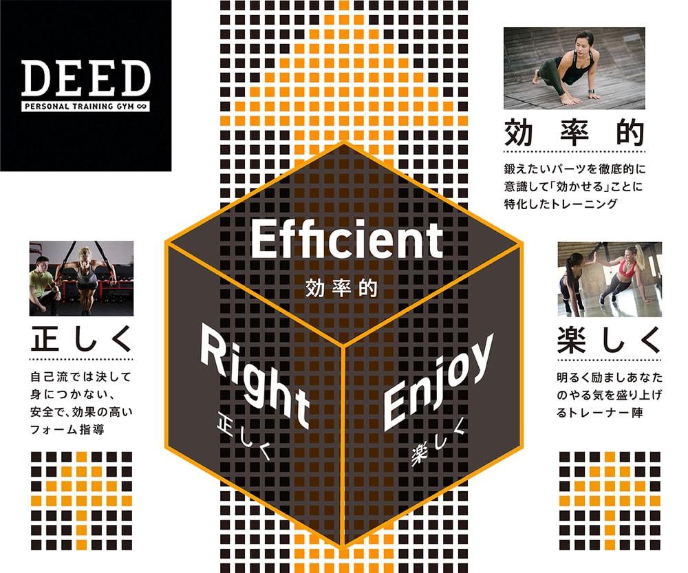 DEEDパーソナルトレーニングジム∞ 新宿御苑・四谷三丁目店の画像